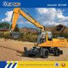 Excavador de la rueda del funcionario Xe210W 21ton de XCMG