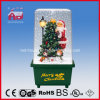 Décoration de Noël de vente en gros de poupée de Scence Polyresin de neige