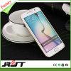 Caja clara de parachoques del teléfono celular de la contraportada del metal para el borde de Samsung S7