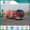Sinotruk HOWO 6X4 Water en Foam Fire Truck