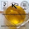 Nandrolone semiacabado Phenylpropionate 200mg/ml dos líquidos da CN para o Bodybuilding