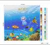 Swimmingpool-Mosaik-Fliese-Swimmingpool deckt Mosaik-Fliese-Mosaik-Abbildung mit Ziegeln