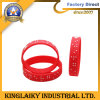 Silicone Bracelet/bracelet avec le braille pour Promotional Gift