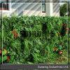 卸し売り葉の塀の緑の人工的なキヅタ