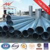 40FT 3mm Stärke galvanisierter elektrischer Stahlpole
