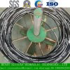 Umsponnenes flexibles Öl-hydraulischer Gummischlauch des Stahldraht-SAE100