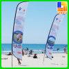 Projetar a bandeira de praia da tela