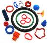シリコーンの円形の平らなゴム製ガスケットをカスタム設計しなさい