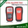 Hulpmiddel van de Sensor TPMS van Autel Maxitpms Ts601 van het Hulpmiddel van de Dienst van Autel TPMS van Ts601 het Kenmerkende Universele