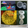 Multi Colored 3D Ball Shape LED Street Motif Light