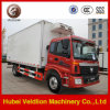 Foton 10ton 30m3 Refrigerated Cargo Truck