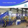 Lavadora de reciclaje plástica de servicio del PE largo de la vida