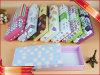 Caja impresa de empaquetado promocional del regalo de la caja de papel de Foldbable