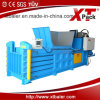 Plastics를 위한 수동 Binding Horizontal Baler