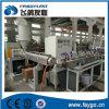 Línea reforzada fibra máquina de la protuberancia de la pipa del PVC de la producción de la manguera de jardín
