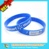 AdvertizingのためのCheapest Silicone Custom Bracelet