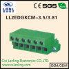 Pluggable разъем терминальных блоков Ll2edgkcm-3.5/3.81