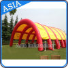 Outdoor Inflatable Tent / Inflatable Paintball Tent Fields para venda