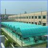 着色されたプラスチックポリカーボネートの空の屋根ふきシートは工場に値を付ける