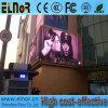P10 LED esterno TV che fa pubblicità al tabellone per le affissioni dello schermo