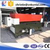 Automatische hydraulische Gewebe-Ausschnitt-Druckerei