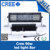 Offroad 15 Inch 96W Waterproof CREE LED Bar Lighting