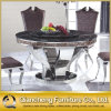 Selling caldo Round Dining Table Set con Natural White Shell