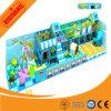 Скольжение спортивной площадки пластичной игры детей мягкой крытое (XJ5058)