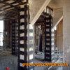 carbonio di larghezza di 40cm per il ponticello civile della costruzione