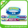 Qualitäts-Gummi wirbelte Armband-förderndes Geschenk