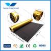 Espuma popular de EVA del aislante sano del producto con el papel de aluminio del oro