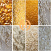 línea del molino del maíz 2t, fresadora del maíz para hacer la harina del maíz
