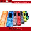 Imbracatura di sollevamento della tessitura del poliestere del carico/cinghia di sollevamento