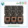 Escoger la tarjeta de circuitos impresos descubierta echada a un lado (el PWB descubierto)