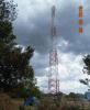 De Toren van het staal van de Infrastructuur van Telecommunicatie