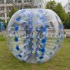 最上質TPUの泡サッカー、成人の体のZorbの球D5029