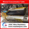 Máquina de la separación de la lata, sacudiendo la máquina de la concentración de la tabla para el mineral de la lata