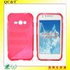 Caso del estilo de los accesorios S del teléfono para Samsung J1 Ace/J110h