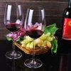 Кубок красного вина стекел вина горячего сбывания кристаллический стеклянный