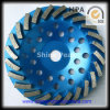 Diamante Resine Cup Wheel para Marble Granite Concrete