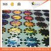 Autoadesivo autoadesivo di stampa del contrassegno di PVC&Pet del documento del metallo di disegno popolare