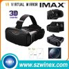 Vr Virtual Mirror Google Cardboard Virtual Reality 3D HD Glasses