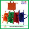 熱い販売4袋のトロリー袋のスーパーマーケットの買物車袋
