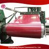 Enroulement en acier enduit d'une première couche de peinture par fil PPGI d'acier inoxydable