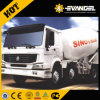 Camion de mélangeur concret de HOWO 8X4 371HP avec le corps 14cbm