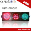 200mm Bi-Color Ball und Timer Traffic Light