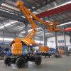 16m Folding Adjustable Aerial Work Platform Gtzz16z