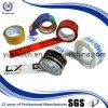 Freier Hintergrund-druckte blaues Farben-Firmenzeichen Firmenzeichen-Verpackungs-Band