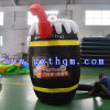 Bier Barrel Inflatable Model/Advertizing Inflatable Model von Bottle