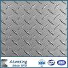 Feuille en aluminium gravée en relief par hauteur de barre de 0.6 millimètre